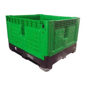 Plastic Pallet BoxesPlastic Bulk Containers wholesale PalletBoxSale